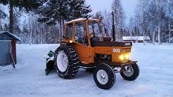 Lumi tilanne. 2.2.2020 Tornio.