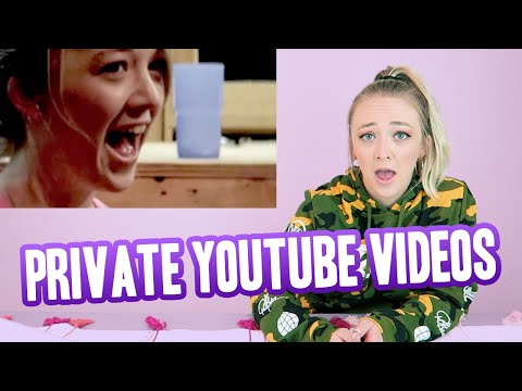EXPOSING MY PRIVATE VIDEOS! | Meghan McCarthy