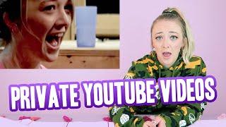 EXPOSING MY PRIVATE VIDEOS! | Meghan McCarthy