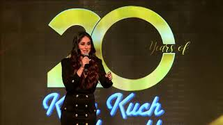 Kareena Kapoor Khan | Best Moments from #20YearsOfKKHH Reunion