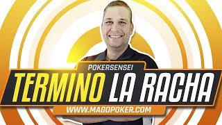 Derrotado en poker, TERMINA LA RACHA #Pokersensei #Pokerflorida #Poker
