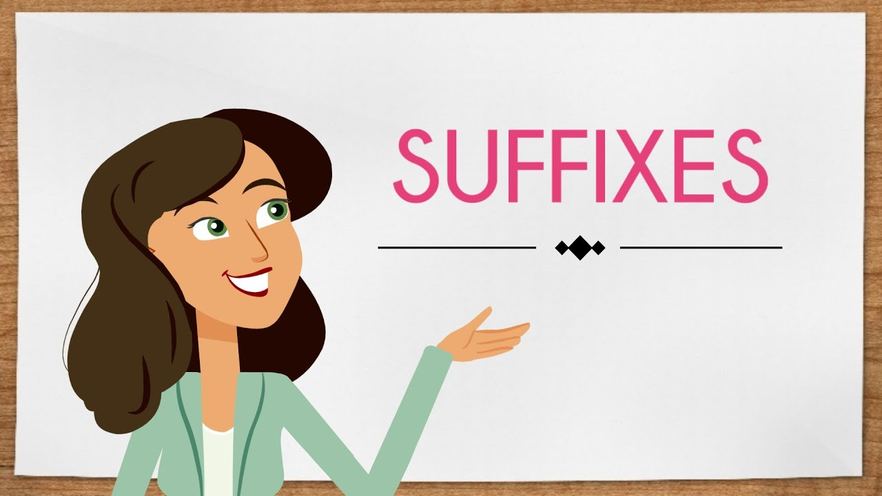 Download Suffixes   English For Kids   Mind Blooming
