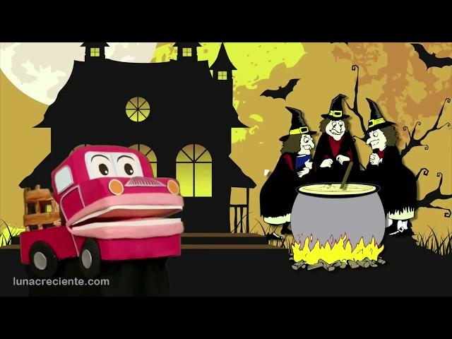 Noches de Halloween para Niños | Halloween y Esqueletos | Canciones Infantiles