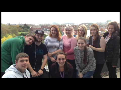 What do our students think about the Hugh Baird University Centre?