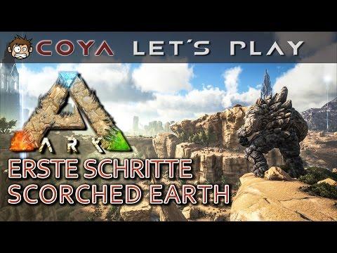 ARK SCORCHED EARTH • Die ersten Schritte im neuen DLC • German • Deutsch