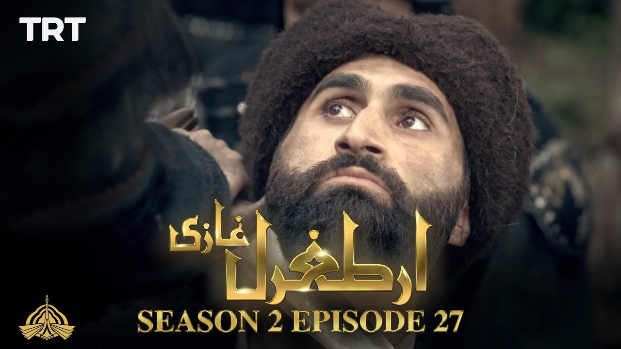 Ertugrul Ghazi Urdu | Episode 27| Season 2