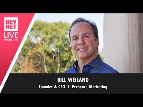 Bankable Trends in Beverage  with Bill Weiland, Founder & CEO, Presence Marketing
