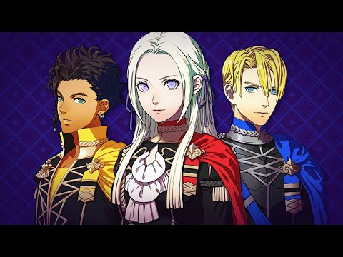Fire Emblem: Three Houses The Edge Of Dawn Extended