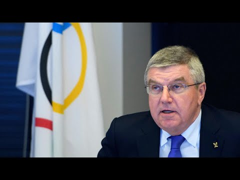 IOC president on Russia's 'unprecedented attack on the integrity of the Olympics'
