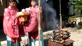 高知県印納祭