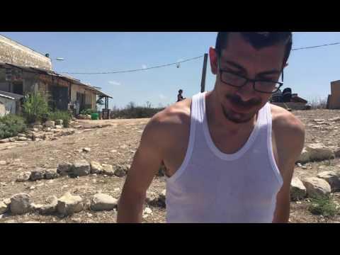 Dabke on the ruins-Iqrit, Palestine(ولاء سبيت Walaa Sbait) دبكة العودة, إقرث-فلسطين