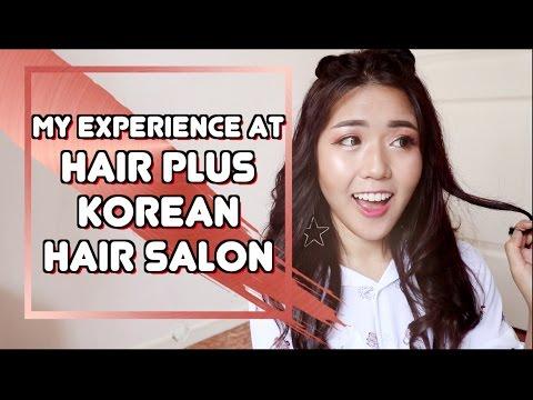 My Experience at a KOREAN SALON! | thatxxRin