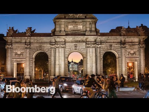 After a Crisis, Madrid is Booming Again