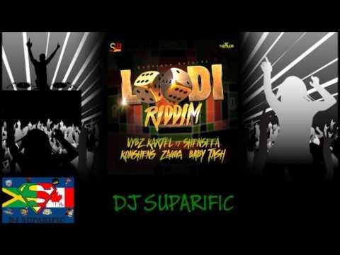 LOODI RIDDIM MIX FT. VYBZ KARTEL, KONSHENS & MORE {DJ SUPARIFIC}