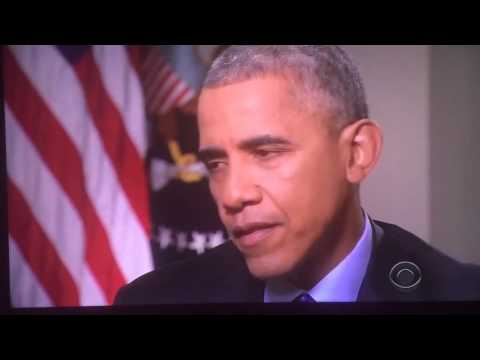 President Obama gets owned by Steve Kroft on 60 Minutes. Calls him out on his failed ISIS strategy.