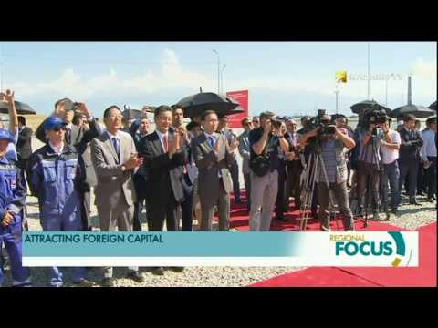Kazakhstan attracts large multinational companies