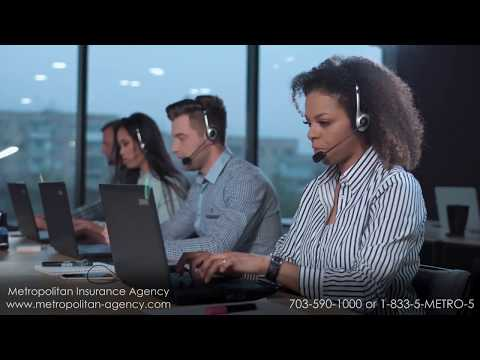 "Metropolitan Insurance Agency - ""Is your agent MIA?"" (2018)"