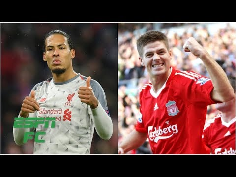 Would you trade Van Dijk for prime Gerrard? Sell Salah or Mane? Bale to Bayern?   Extra Time