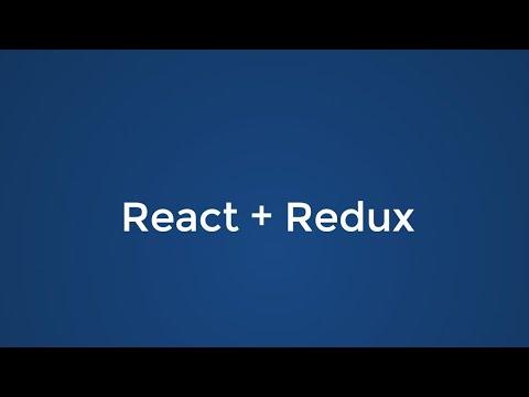 React + Redux (18.07.2019) thumbnail