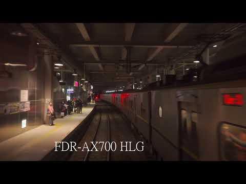 4K Sony FDR-AX100 vs Sony FDR-AX700 HLG PP10開啟 攝影機 畫質比較