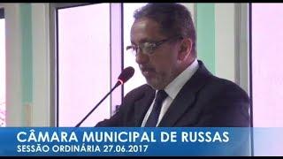 Paulo Santiago Pronunciamento 27 06 2017