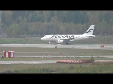 Finnair traffic