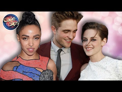 Robert Pattinson & Kristen Stewart Dated The SAME Girl?