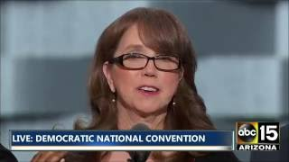 FULL: Orlando Pulse Nightclub Mom Christine Leinonen - Gun Control - Democratic National Convention by : ABC15 Arizona