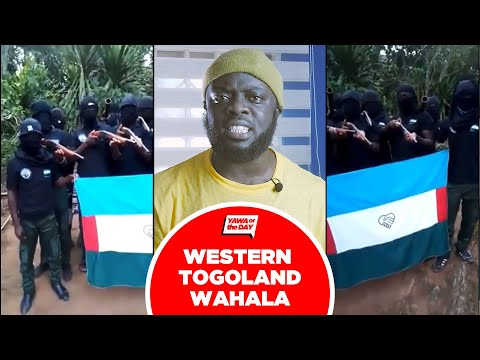 Yawa Of The Day: The Western Togoland Thing Dey Grow Big 000