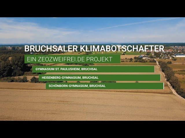 Bruchsaler Klimabotschafter Film