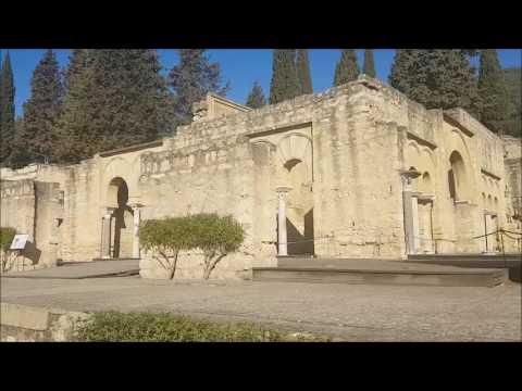 مدينة الزهراء اسبانيا Medina Azahara cordoba spain