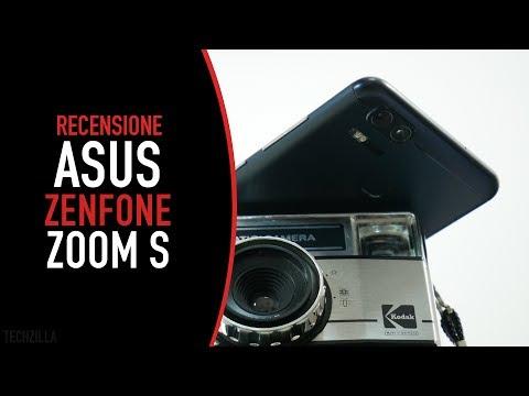 Il miglior connubio tra AUTONOMIA e FOTOCAMERA - Recensione ASUS ZenFone Zoom S
