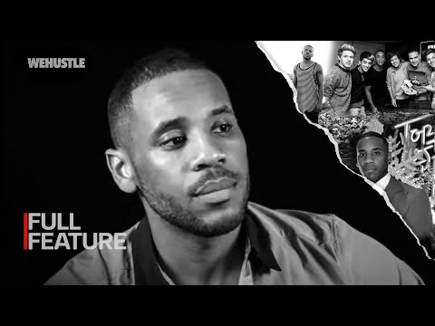 Reggie Yates | Nothing To Something [Wehustle TV]
