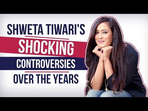 Shweta Tiwari's controversial moments of all time   Pinkvilla   Bollywood