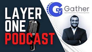 Gather Network ($GTH) - Masternode & Staking, Monetizing Internet Infrastructure, Crypto Fightcard