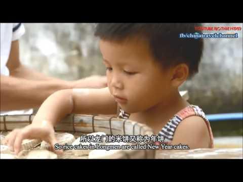 Food culture Guangzhou Chinese S1 EP5 : Longmen old man singing mountain song selling tofu