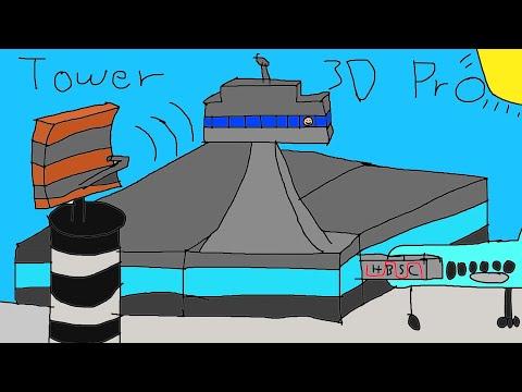 I Control Philadelphia Airport  -  Tower 3D Pro  
