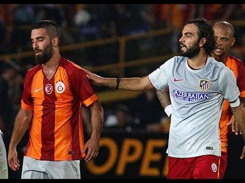 Galatasaray vs atletico madrid ma��n geni� �zeti full highlights hd