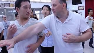 Тайвань. Семинар(часть5) август 2017 год. Пластунский рукопашный бой, система боя Леонид Полежаев.