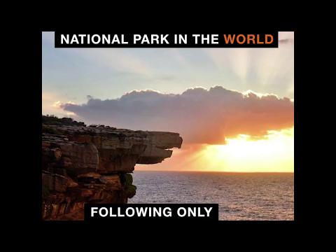 Australia's 1st National Park - Royal National Park
