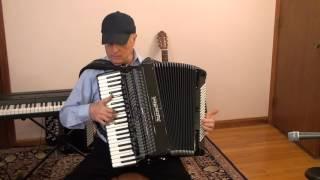 Hoch Heidecksburg (The Watchtower)-accordion