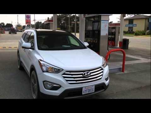 Hyundai Santa Fe Mpg