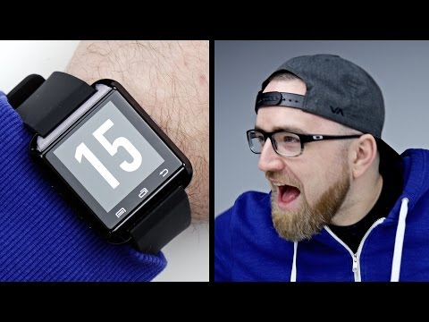 Does It Suck? - $15 Smart Watch