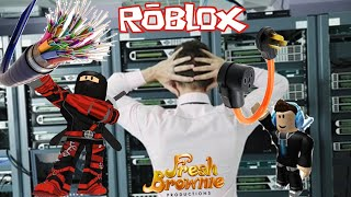 CHI DESTROYED IL ROBLOX SERVER YESTERDAY?? | FRESH BROWNIE
