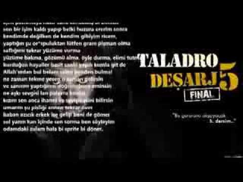 Taladro - Deşarj Serisi (1 - 2 - 3 - 4 - 5, sözleriyle)