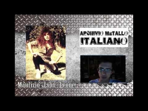 "Intervista a Maurizio ""lyon"" Leone (Gunfire, Paul Chain, Nasty Tendency...)"