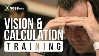 Chess Vision and Calculation Training with IM Danny Rensch