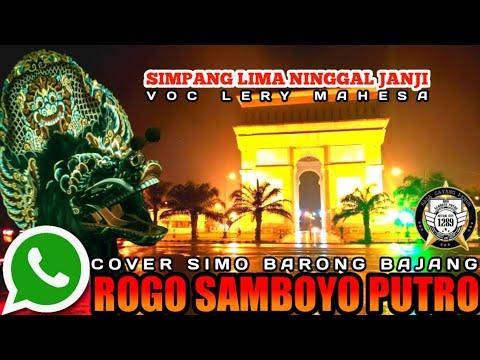 LAGU TERBARU ROGO SAMBOYO PUTRO