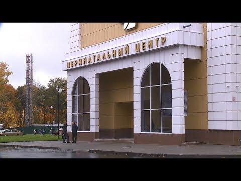 Перинатальный центр в Пензе намерены сдать первым из шести строящихся в России