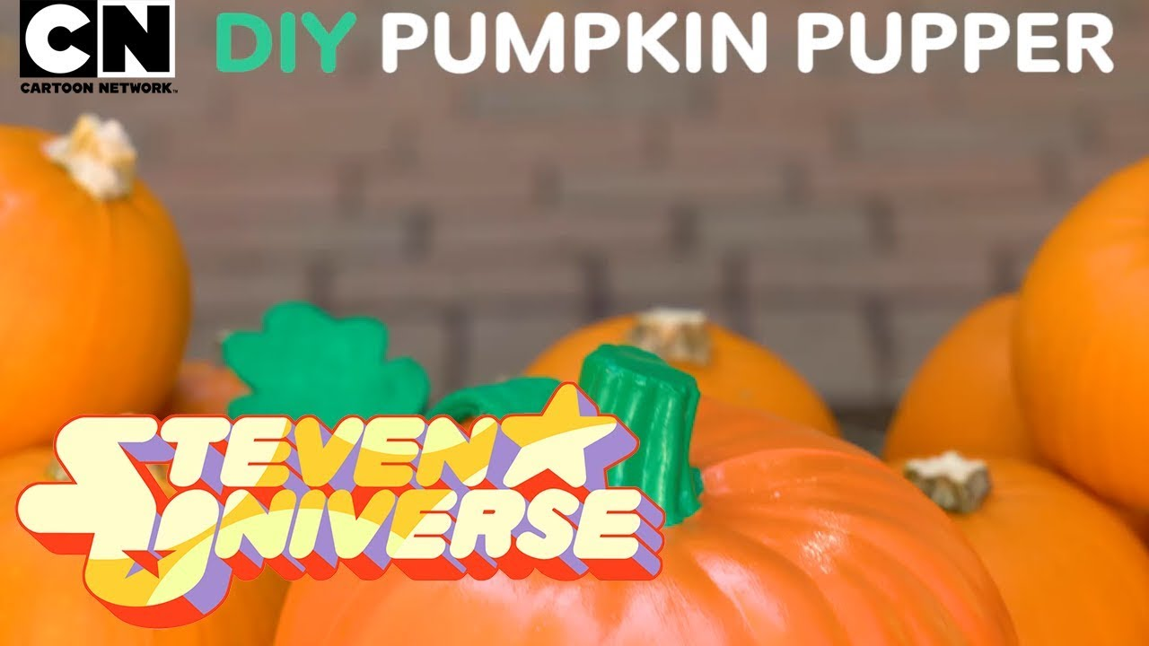 Steven Universe Halloween Diy Pumpkin Pupper Let S